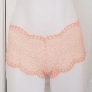 Victoria's Secret Body by Victoria Lace Shortie XS